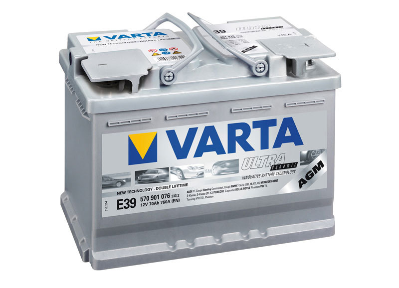 Prodej baterií